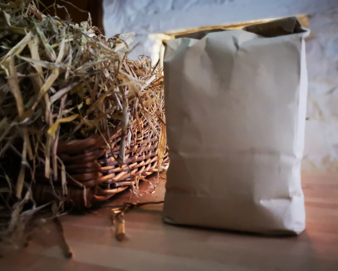 Stoneground Barley Flour 500g